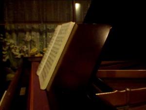 K様宅ピアノ